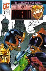 The Law of Dredd #2 (1988)