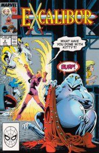 Excalibur #2 (1988)