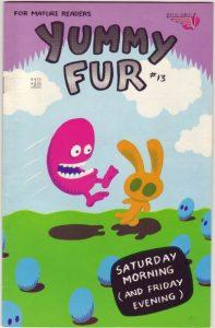 Yummy Fur #13 (1988)