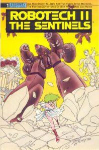 Robotech II: The Sentinels #1 (1988)