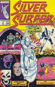Silver Surfer #17 (1988)
