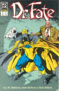 Doctor Fate #2 (1988)