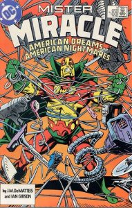 Mister Miracle #1 (1988)