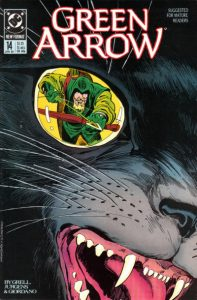 Green Arrow #14 (1988)