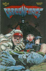 Dragonforce #6 (1988)