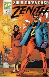 2000 A. D. Showcase #32 (1988)