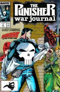 The Punisher War Journal #2 (1988)