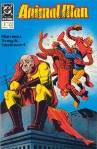 Animal Man #7 (1988)