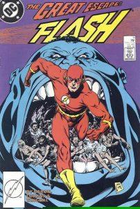 Flash #11 (1988)