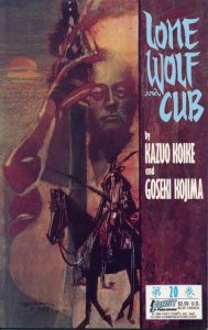 Lone Wolf and Cub #20 (1988)