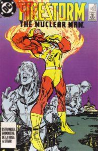 Firestorm the Nuclear Man #82 (1988)