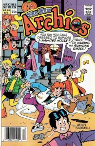 The New Archies #10 (1988)