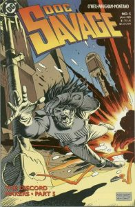 Doc Savage #5 (1988)
