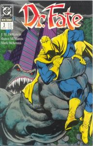Doctor Fate #3 (1988)