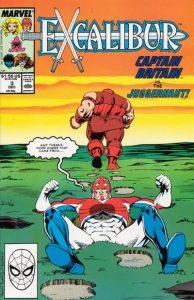 Excalibur #3 (1988)