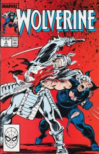 Wolverine #2 (1988)