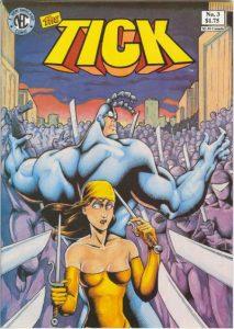 The Tick #3 (1988)
