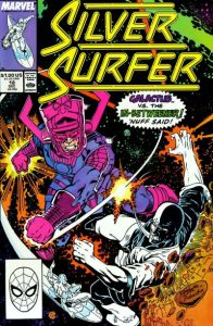 Silver Surfer #18 (1988)