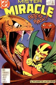 Mister Miracle #2 (1988)