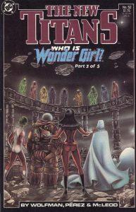 The New Titans #52 (1988)
