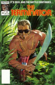 The Terminator #4 (1988)