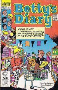 Betty's Diary #22 (1988)