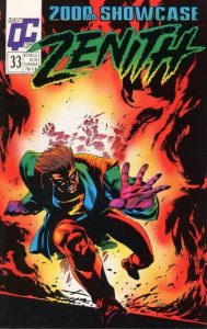2000 A. D. Showcase #33 (1988)