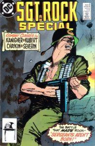 Sgt. Rock Special #3 (1989)