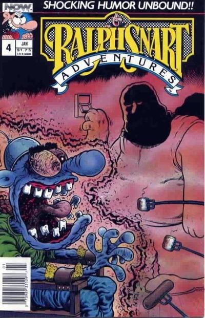 Ralph Snart Adventures #4 (1989)