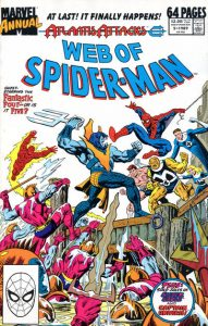 Web of Spider-Man Annual #5 (1989)