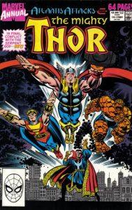 Thor Annual #14 (1989)