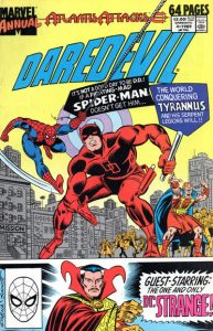 Daredevil Annual #4 [5] (1989)