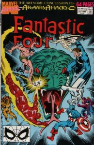Fantastic Four Annual #22 (1989)