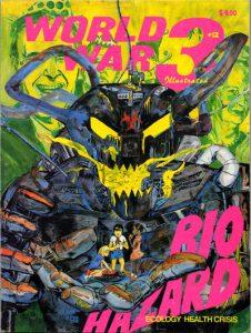 World War 3 Illustrated #12 (1989)