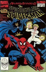 The Spectacular Spider-Man Annual #9 (1989)