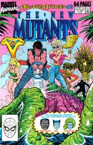 The New Mutants Annual #5 (1989)