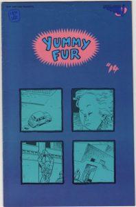 Yummy Fur #14 (1989)