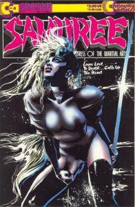 Samuree #4 (1989)