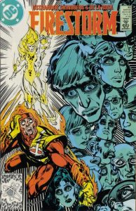 Firestorm the Nuclear Man #83 (1989)