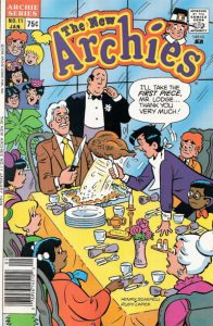 The New Archies #11 (1989)