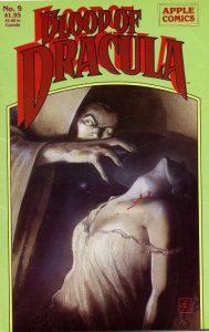 Blood of Dracula #9 (1989)