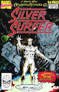 Silver Surfer Annual #2 (1989)