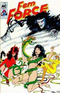 FemForce #19 (1989)