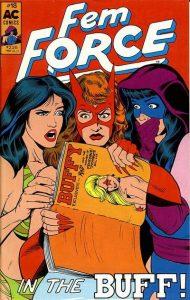 FemForce #18 (1989)