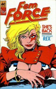 FemForce #21 (1989)