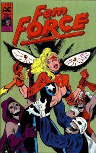 FemForce #22 (1989)