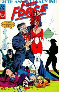 FemForce #20 (1989)