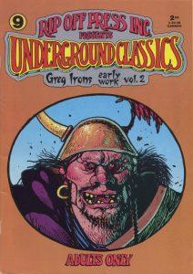Underground Classics #9 (1989)