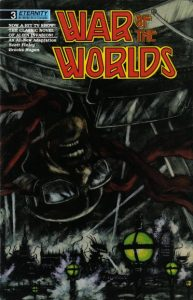 War of the Worlds #3 (1989)
