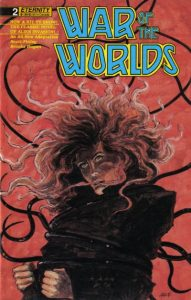 War of the Worlds #2 (1989)